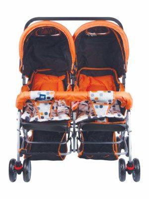 Mee Mee Comfortable Twin Baby Pram