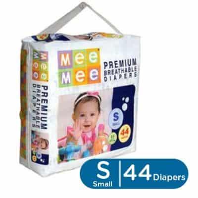 MeeMee Premium Breathable Diapers