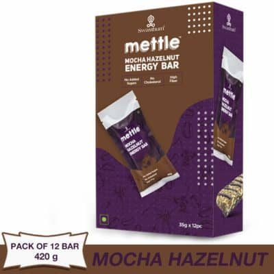 Mettle Mocha Hazelnut Energy Bars