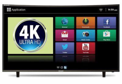 Mitashi 123.2 cm (48.5 Inches) 4K UHD LED Smart TV MiCE050v34 4KS