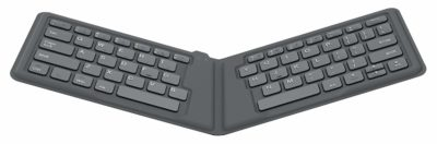 Moko Ultra-Compact Folding Wireless Bluetooth Keyboard