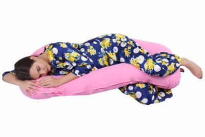 MomsYard Full Body Maternity Pillow