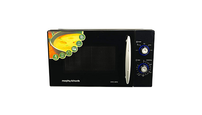 Morphy Richards 20 L Solo Microwave Oven Review