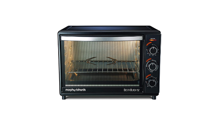 Morphy Richards Otg Besta 52 Litre Oven Toaster Grill May