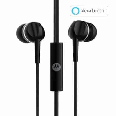 Motorola Pace In Ear Headphones