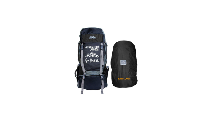 Mount Track Adventure Series 55 Ltrs Rucksack Review