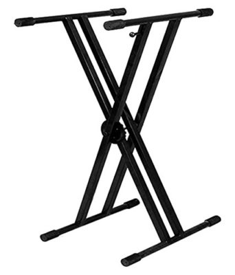 Mozart KB 011 HL Double X Keyboard Stand