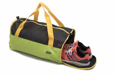 Mufubu Presents Get Unbarred Carry-on Luggage