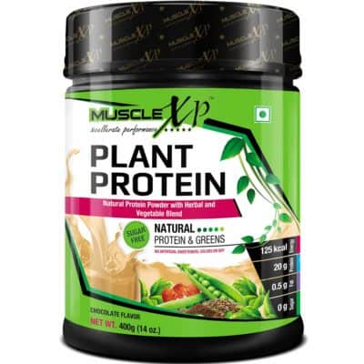 MuscleXP Plant Protein