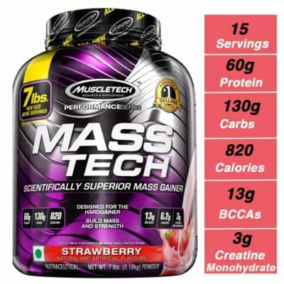 Muscletech Performance Series