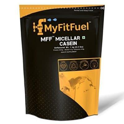 MyFitFuel Micellar Casein Protein Powder