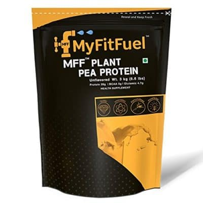 Myfitfuel Plant Pea Protein Isolate