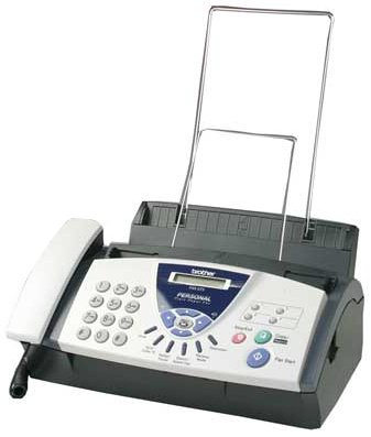 Brother FAX575 Thermal Transfer Personal Plain Paper Fax