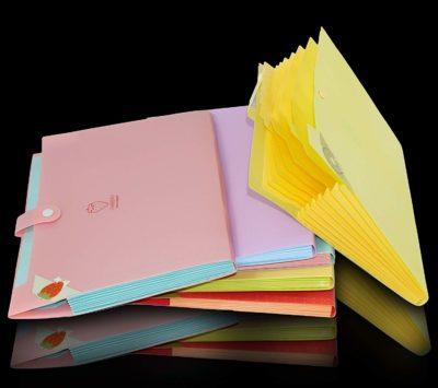 Nisun file folder