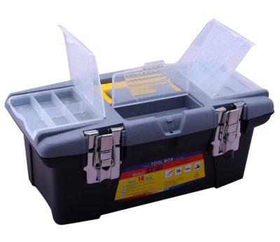 NOVICZ Plastic Tool Box