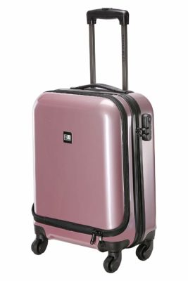 Nasher Miles New York Plus Cabin Trolley Bag
