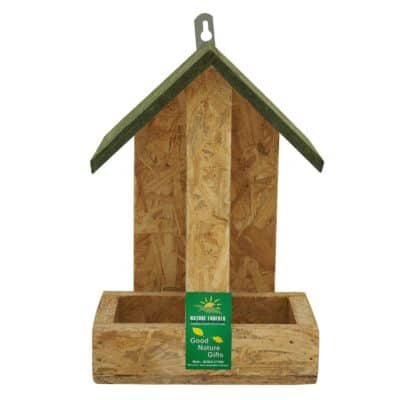 Nature Forever Bird Feeder, (2 Pieces)