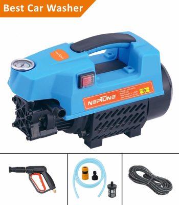 Neptune Simplify Farming Car Wash Pump