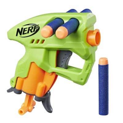 Nerf N Strike Nano Fire Green