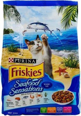 Nestle Friskies Seafood Sensations Cat Food