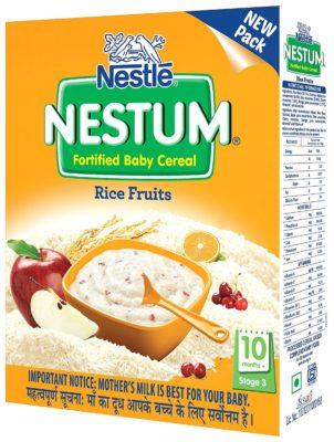 Nestlé NESTUM Baby Cereal