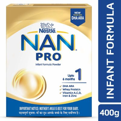 Nestle Nan Pro 1 Starter Infant Formula