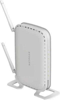 Netgear WNR614 Wireless N300 Router (White)