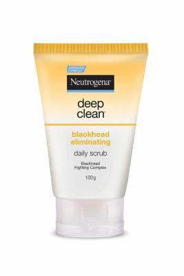 Good blackhead eliminating effect