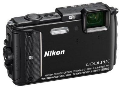 Nikon COOLPIX W300 Waterproof Digital Camera