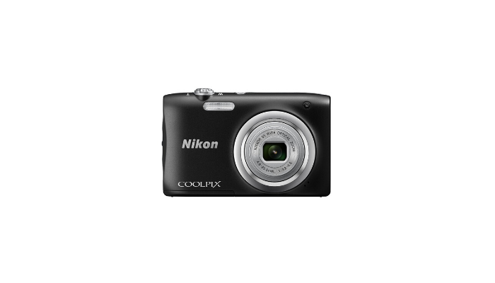 Nikon Coolpix A100 Digital Camera Review