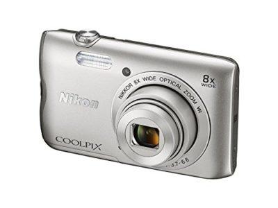 Nikon Coolpix A300 Point & Shoot Camera