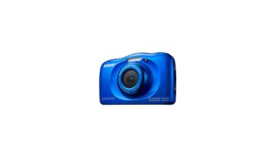 Nikon Coolpix W100 Digital Camera Review