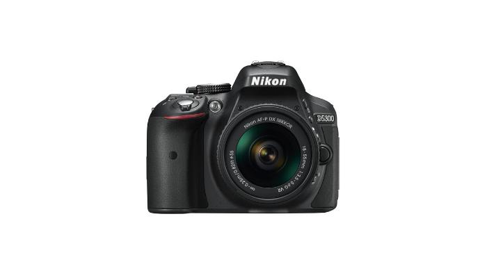 Nikon D5300 DSLR Camera Review
