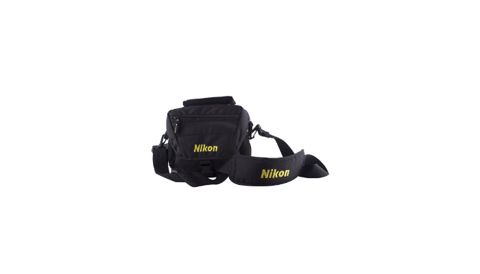 Nikon DSLR Shoulder Camera Bag Review
