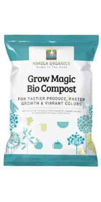 Nimula Organics Grow Magic Bio Compost