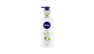 Nivea Aloe Hydration Body Lotion Review