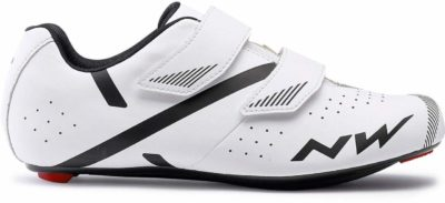 Northwave Jet 2 cycling shoes white, Road