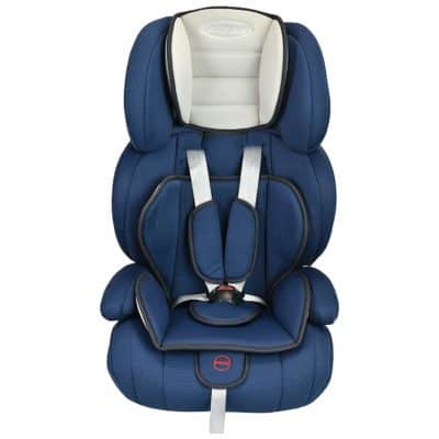 Notty Ride Baby Car Seat (Blue)