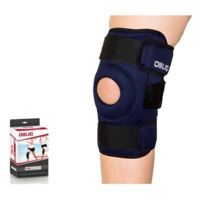 OBLIQ Hinged Knee Support Brace