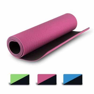 OXOFIT Premium High-Quality TPE Yoga Mat