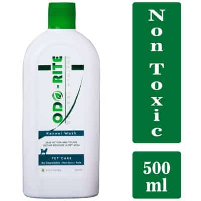 Odo-Rite Kennel Wash/Pet Floor Cleaner With Oduor Neutralizer