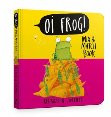Oi Frog Mix & Match Book