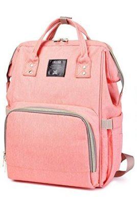 Okayji Baby Travel Backpack Diaper Bag