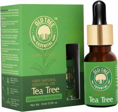 Old Tree Tea Tree Essential Oil, 15ml
