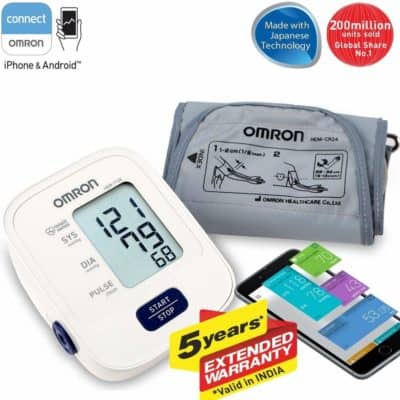 Omron HEM-7120-IN Blood Pressure Monitor