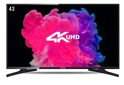 Onida 108 cm (43 Inches) 4K UHD LED Smart TV 43UIB1