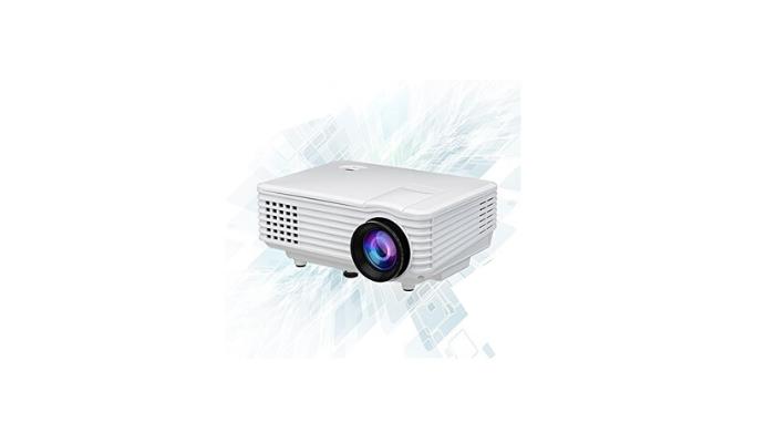 Ooze Punnkk P5 Projector Reveiw