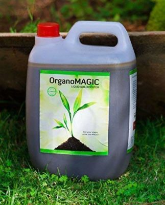 Organo Magic Liquid Soil Booster Organic Liquid Fertilizer