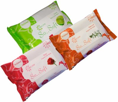 Origami So Soft Assorted Wet Wipes