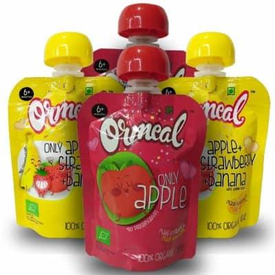 Ormeal Organic Baby Food